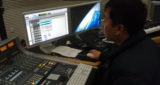 Mixing / Music Producer  - Shannon Hu