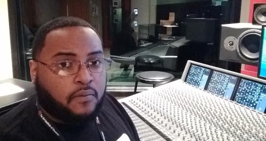 Audio Engineer - James Morris (OTJ)