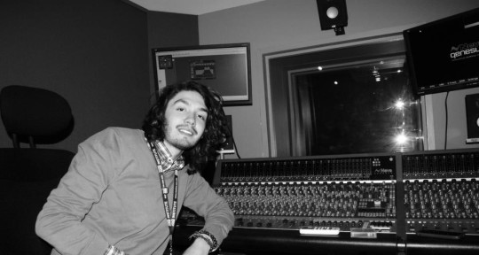 Producer & Audio Engineer - Diego Barreto