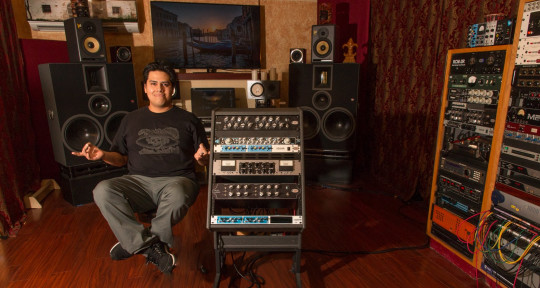 Remote Mixing & Mastering - Diego López