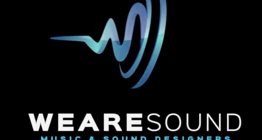 SOUND DESIGNER, MUSIC, MIXING - We Are Sound Studios