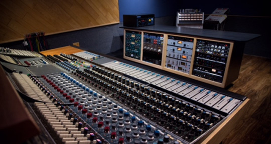 Recording Studio - Studio City Sound