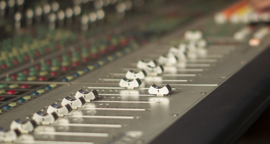 Music Production, Studio - Pascal Von Allmen