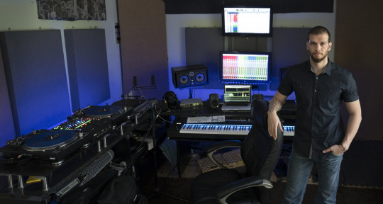 Mixing Engineer,Sound Designer - Constantine Pieros