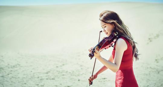 Violin session recording - MELLOVE