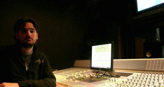 Audio Engineer - Johan Bien