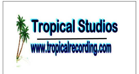 Photo of Jeff White\TropicalRecording