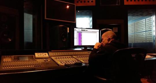 Sound design, mix, mastering - Stanislav Baranov