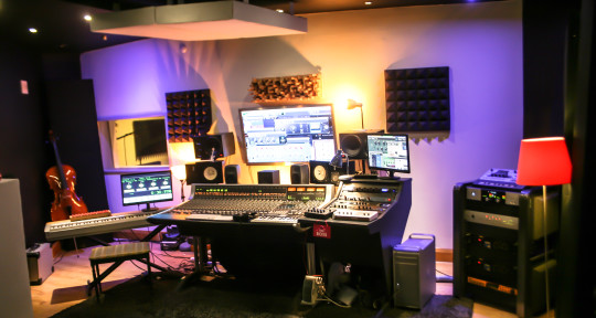 Photo of Hilltop Recording Studio