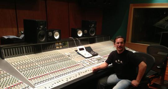 Recording & Mixing - Oscar Vinader