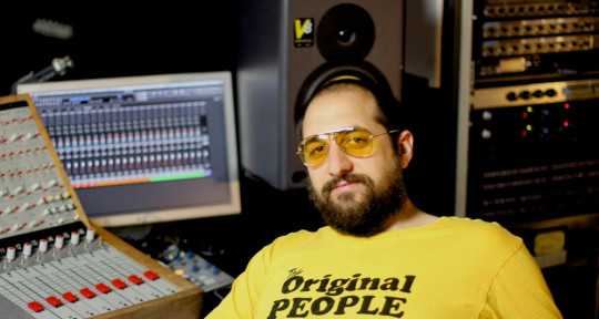 "Mixing and Mastering - Jeff ""fuzzy"" Wenzel"