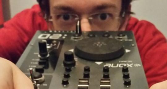 Music producer audio engineer - Chuck Prudence