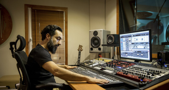 Producer - Mixing Engineer - Alen Konakoglu