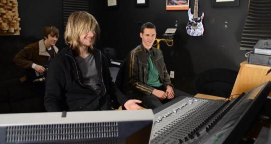 Tracking & Mixing Engineer - Joshua Stoll