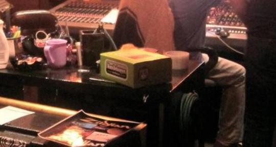 Mixing, Beat making, Editing - Chris Sacco