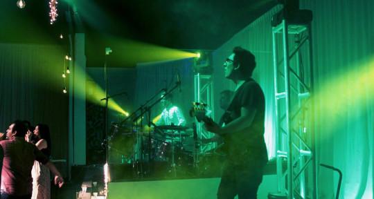 Session Bassist, singer. - Pablo Quezada