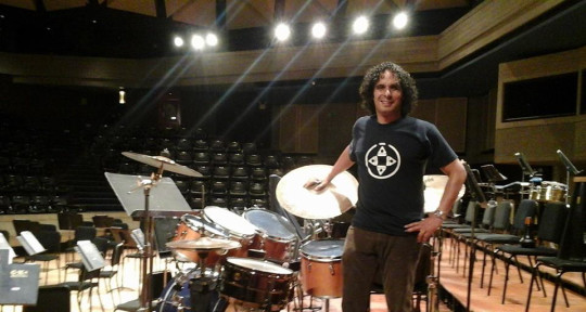 Photo of Germán Domador-domadrums-