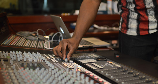 Freelance Edit/Mix Engineer - Myron BAMBOO Austin