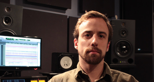 Recording and Mix Engineer - Kyle Anderson