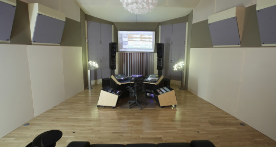 Mastering Studio - Nick Litwin/Mastering Mansion