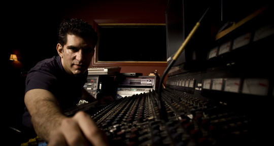 Production, mixing, remixes - Michael Goldwasser