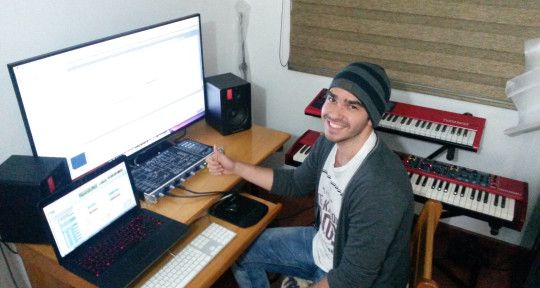 Remote Mixing, Music Producer - Oliver Ramirez