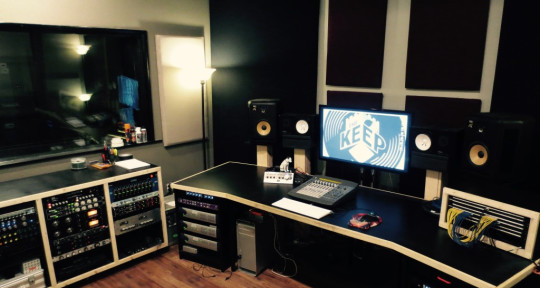 Recording Studio - The Keep