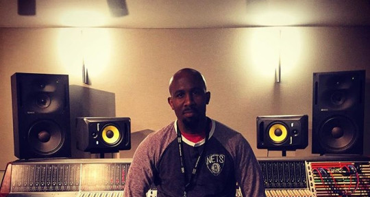Mixing/Recording Engineer - Saadiq Turner