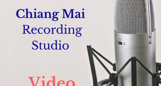 audio + video 4 digital nomads - Chiang Mai Recording Studio