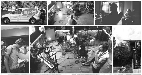Bassist / Mix and Recoring - High Seas Studios