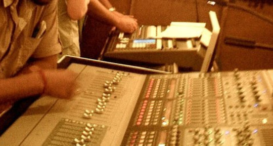 Audio Engineer & Producer - Ramesh