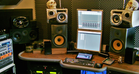 Photo of SDR Audio Production