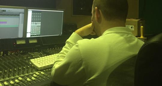 Producer, Sound engineer - Vincent Sciabica Jr.