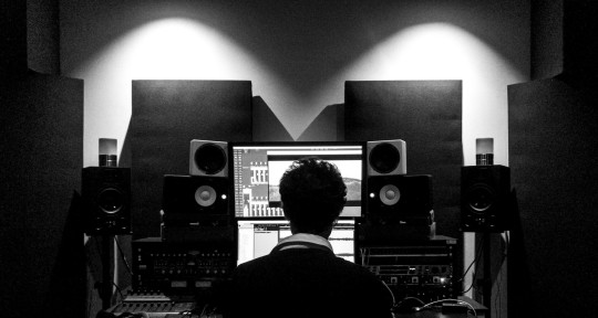 Photo of Giovanni Gramegna - Mixing Engineer