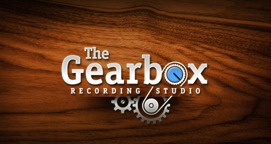 Recording Studio - The Gearbox Recording Studio