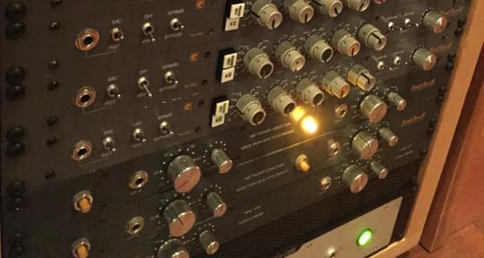 Recording/Mixing Engineer - WillRawk