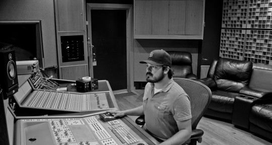 Mix/Tracking Engineer - Rory Rositas