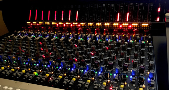 Mix/Production on Neve Console - Hawker Studio
