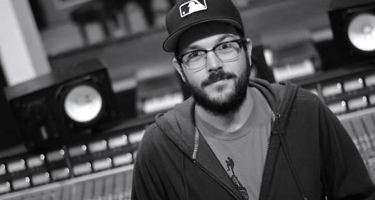 Mixing and Mastering Engineer - Joel Metzler