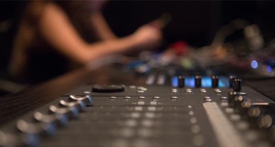 Recording, mixing & mastering - J Martinez