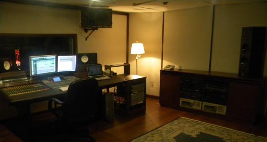 Recording Studio  - Gustavo Navarre - CANTUS