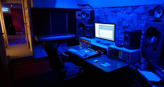 Recording Studio, Mixing - MVee (Michel Villeneuve)