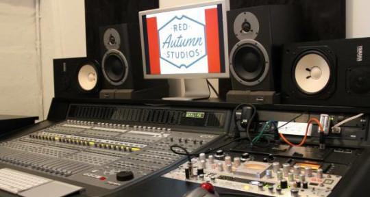recording engineer, owner  - Red autumn & Recroom studios