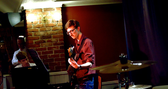 Session Bass Guitarist - Alex Blythe