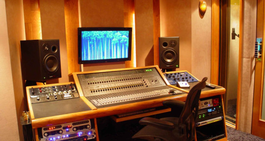 Recording studio - Sean Kidder Productions