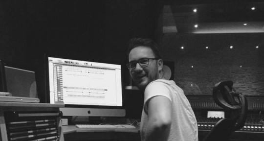 Audio Engineer, Music Producer - Atilla Colak