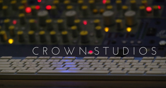 Recording and Mixing Studio - Crown Studios