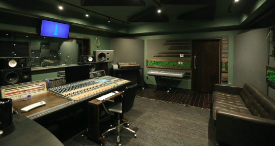 Recording Studio - Shifted Recording