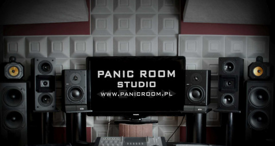Remote Mixing & Mastering - Panic Room Studio