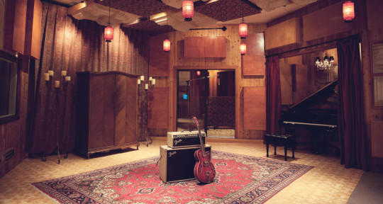Recording Studio - The Panhandle House